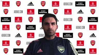 Arteta: FA Cup not enough for Arsenal
