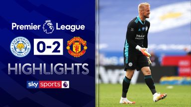 Man Utd steal CL spot with Leicester win
