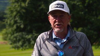 Jimenez reflects on maiden European Tour win