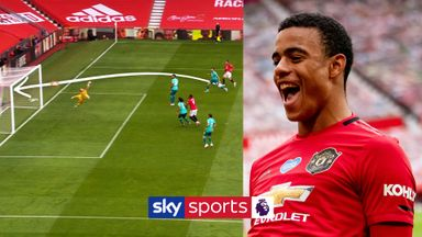 Every PL goal Greenwood scored in 2019/20