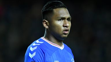 Morelos left out of Rangers squad