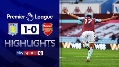 Trezeguet gives Villa crucial win