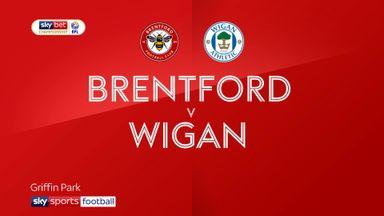 Brentford 3-0 Wigan