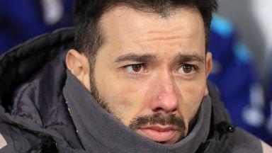Bielsa pays tribute to Huddersfield-bound Corberan