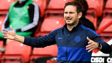 Lampard 'surprised' by England fixture dates