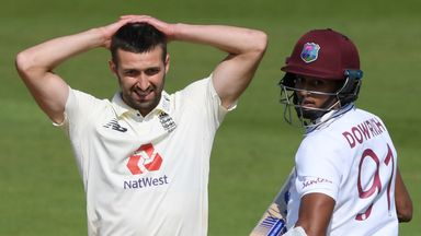 England vs Windies: Day five highlights