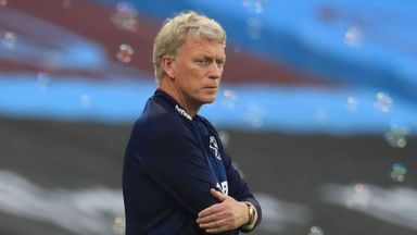 Moyes: West Ham are building