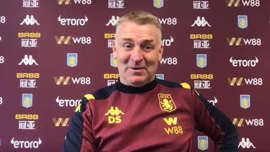 Smith: Villa creating chances