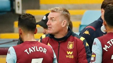Smith: Villa players can handle the pressure