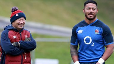 Tuilagi spoke to Jones before Sale move