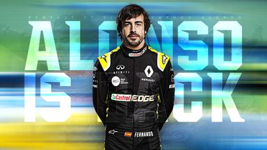 Alonso: Why I'm coming back to F1