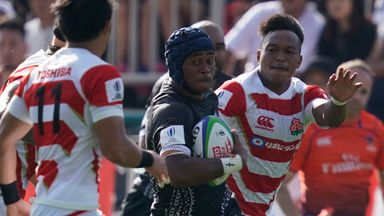 Nowell: Japan, Fiji exciting additions