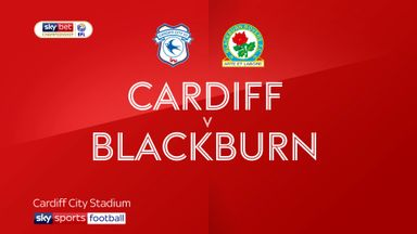 Cardiff 2-3 Blackburn