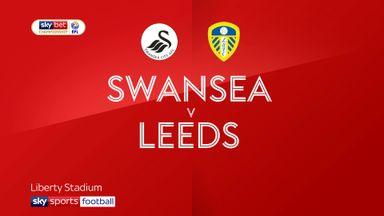Swansea 0-1 Leeds