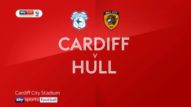 Cardiff 3-0 Hull
