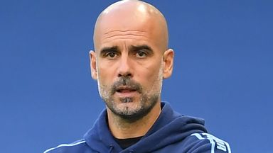 Guardiola: Mistakes are part of the game