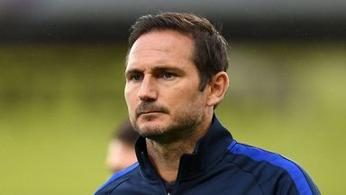 Lampard: We're not a finished article