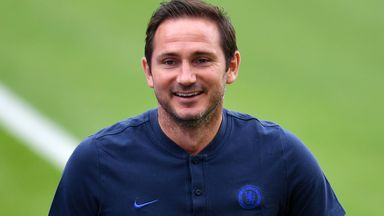 Lampard: Lack of experience can be positive