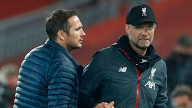 Lampard: My relationship with Klopp is fine