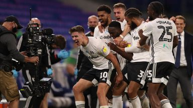 Harris, Parker comment on Fulham celebrations