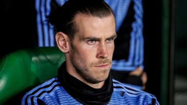 'Bale wants to return to Premier League'