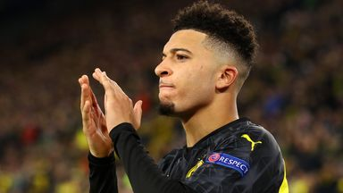 'Man Utd lack optimism over Sancho deal'