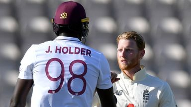 West Indies send out strong message
