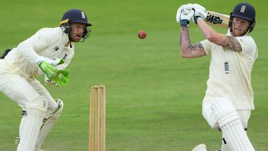 Buttler vs Stokes ends in draw