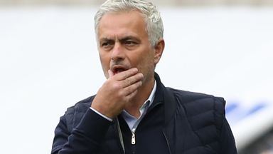 Jose: Spurs season has had ups and downs