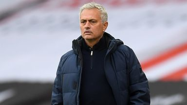 Jose: United have been lucky