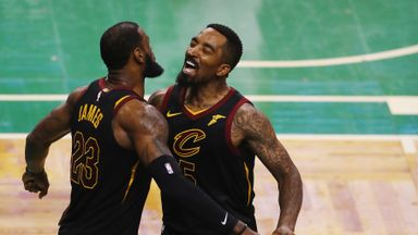 Smith: I'll challenge LeBron