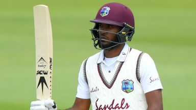 England vs Windies: Day three highlights