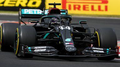 Hamilton cruises to 86th victory