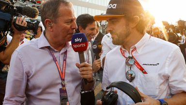 Brundle: Alonso is box-office for F1