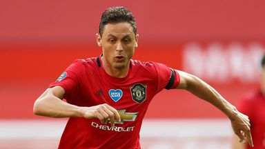 Shaw: Matic massive part of Utd revival