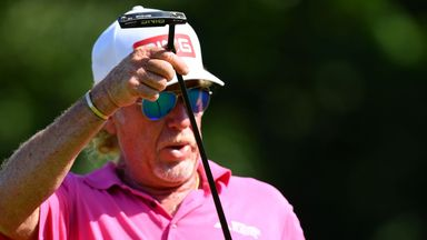 Jimenez: European Tour record breaker