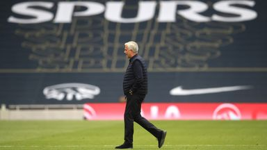Jose: Fans return will bring happiness