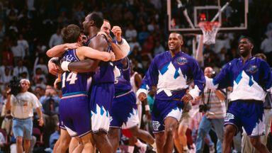 NBA Retro: Stockton stars as Jazz reach Finals