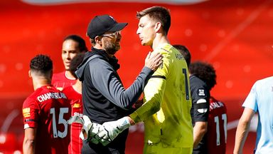 Klopp: It was like Liverpool vs Nick Pope!