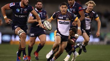 Brumbies 31-23 Rebels