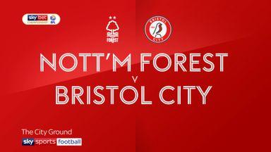 Nott'm Forest 1-0 Bristol City