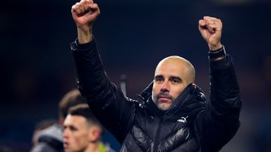 Guardiola hails 'incredible group stage'