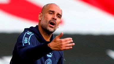 Pep: We're playing too much football