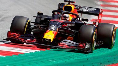 Unhappy Verstappen first to retire