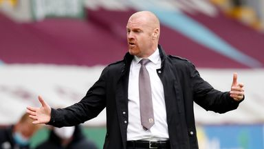 Dyche: Burnley 'in the market' for Messi!