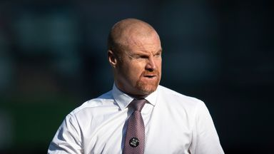 Dyche: Recruitment continues to be difficult