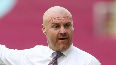 Dyche: 5-0 deja vu defeat is odd