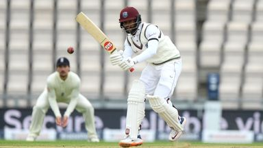 England vs Windies: Day two highlights
