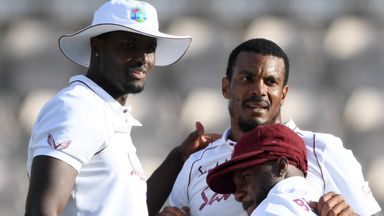 The Late Cut: West Indies on top