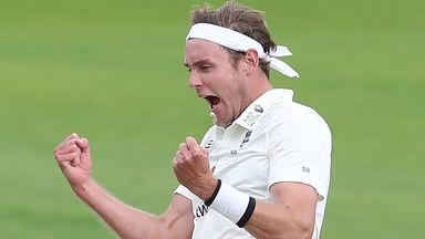 Root: Broad stands up in big moments
